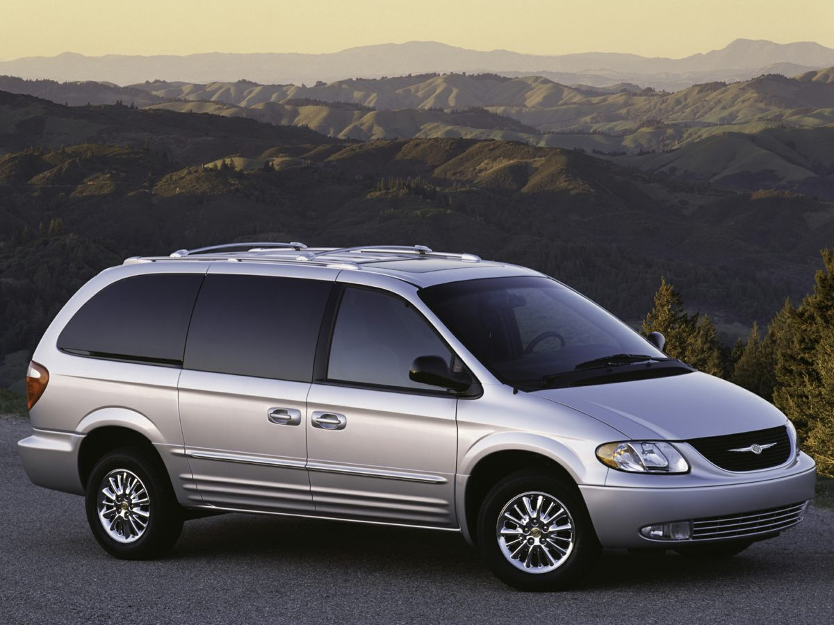 Pre-Owned 2003 Chrysler Town & Country LX