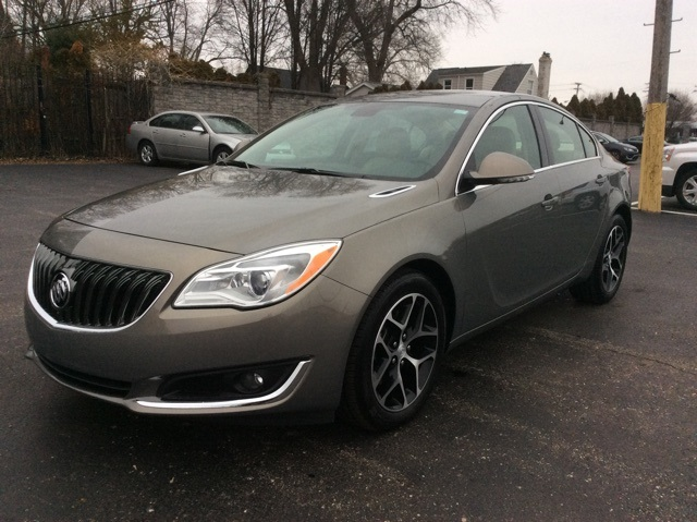 Certified Pre-Owned 2017 Buick Regal Turbo