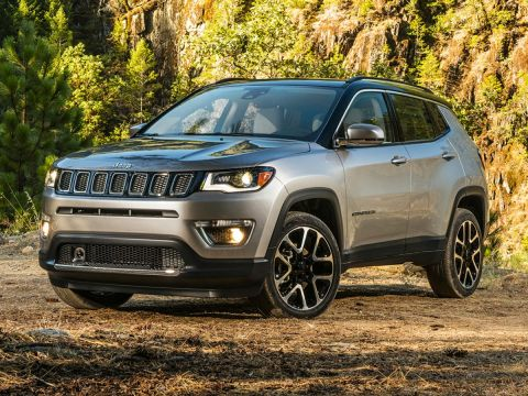 New 2018 Jeep Compass Trailhawk